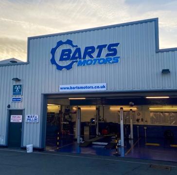 Barts Motors